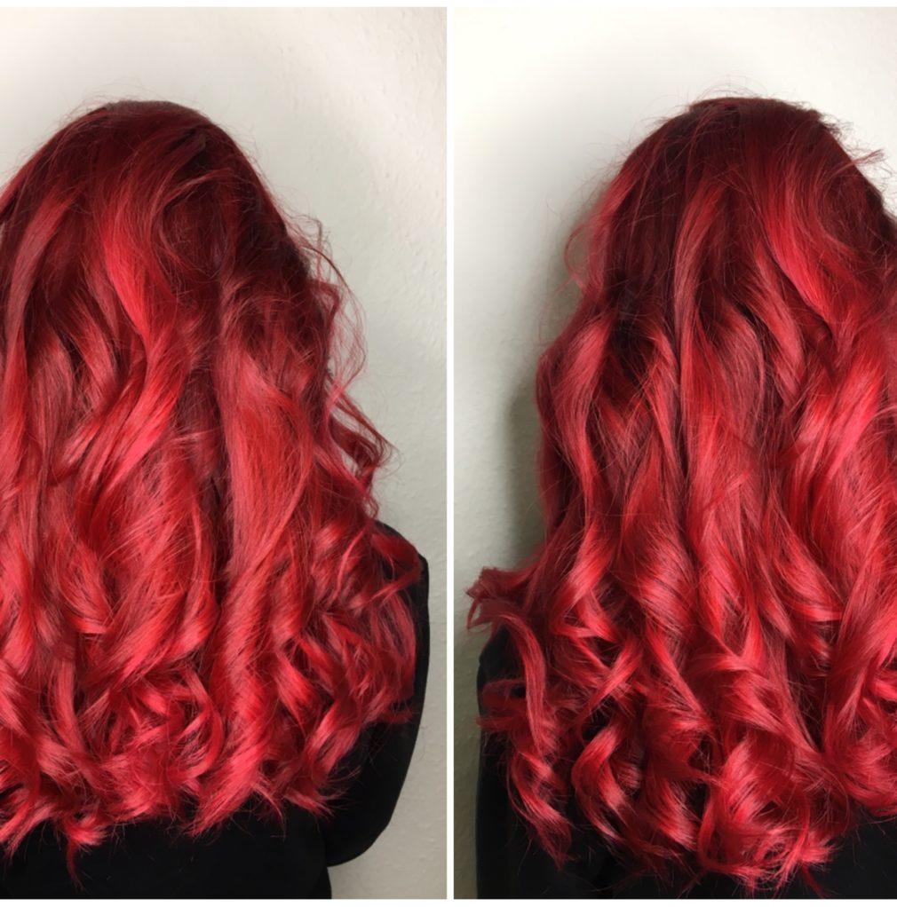 Coloration mit Olaplex  - Sonjas Friseurladen