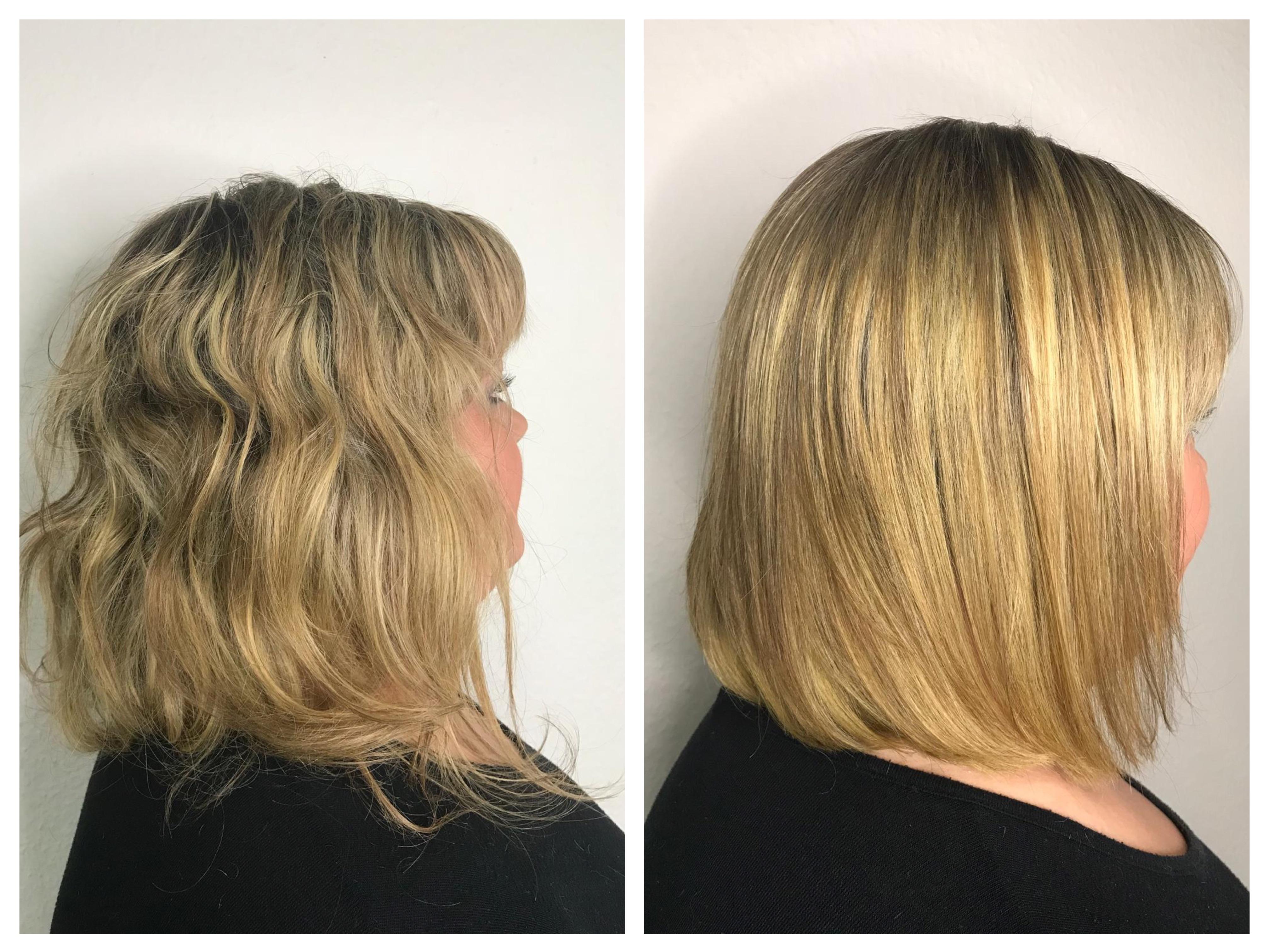 Sonjas Friseurladen - Friseur in Darmstadt - Kerasilk Control Treatment Intense